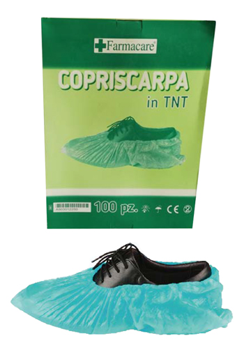 COPRISCARPE TNT 100PZ - Farmia.it