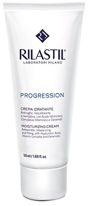 RILASTIL PROGRESSION CREMA IDRATANTE 50 ML - Farmaci.me