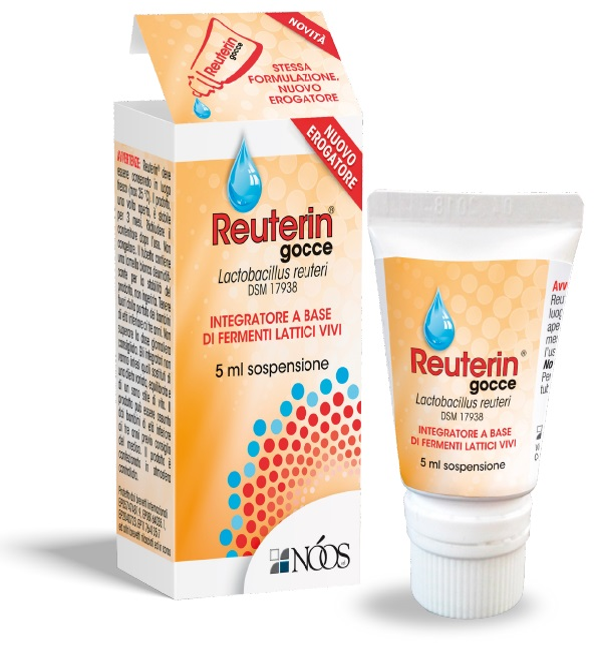 REUTERIN FERMENTI LATTICI GOCCE 5 ML - Farmaciasconti.it