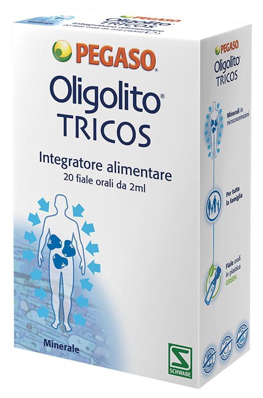 OLIGOLITO TRICOS 20 FIALE - Farmaciasconti.it