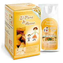 PANE ANNA PIZZA SENZA LATTE 500 G