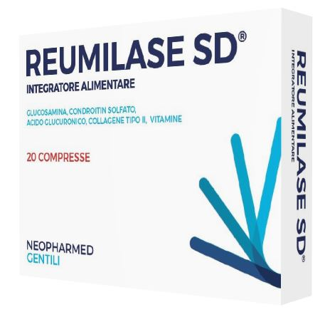 REUMILASE SD 20 COMPRESSE - La farmacia digitale