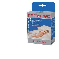 CEROXMED RETE TUBOLARE CINTURA OMBELICALE 3 PEZZI - La farmacia digitale