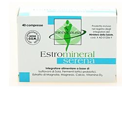 ESTROMINERAL SERENA 40 CPR - Farmafamily.it