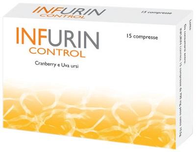 INFURIN CONTROL 15 COMPRESSE - Farmaciapacini.it
