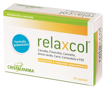 RELAXCOL 36 CAPSULE - Farmastar.it
