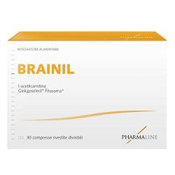 BRAINIL 30 COMPRESSE - farmaciadeglispeziali.it