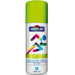 GHIACCIO SPRAY MASTER-AID SPORT 200 ML - Farmaconvenienza.it