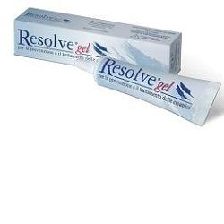 RESOLVE CICATRICI GEL SILICONE 15 G - Farmaunclick.it