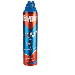 INSETTICIDA BAYGON MOSCE&ZANZARE PLUS 400 ML - Farmaunclick.it