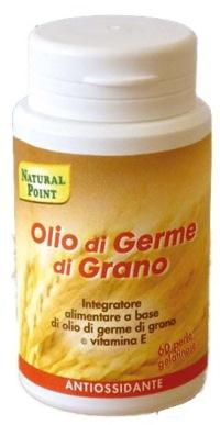 Natura Point Olio Germe Di Grano Integratore 60 Perle