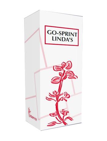 LINDAS GO SPRINT GOCCE 50 ML offerta