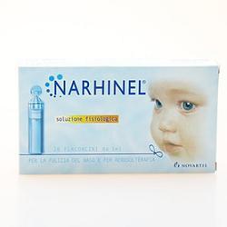 Narhinel Soluzione Fisiologica 20 Flaconcini - Sempredisponibile.it