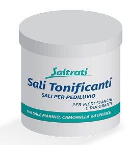 SALTRATI SALI TONIFICANTI 200 G - Farmapage.it