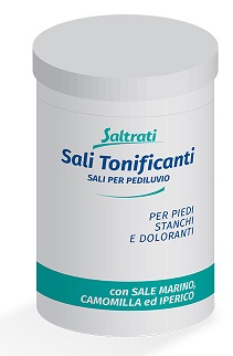 SALTRATI SALI TONIFICANTI 400 G - Farmapage.it