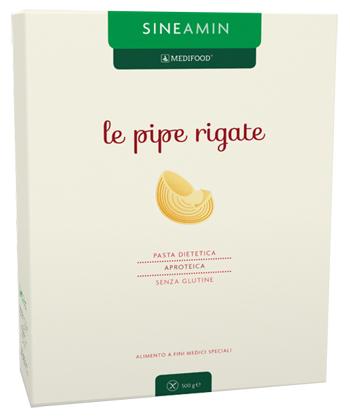 SINEAMIN PIPE RIGATE 500 G - Farmacia Castel del Monte