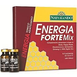 ENERGIA FORTE MIX 10 FLACONCINI 10 ML