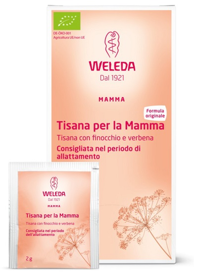 TISANA MAMMA 20 BUSTINE 2 G - Spacefarma.it