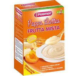 PLASMON PAPPA LATTEA FRUTTA MISTA 250 G 1 PEZZO - Parafarmacia Tranchina