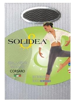 Solidea Silver Wave Corsaro Pantaloncino Micromassaggiante Colore Nero Taglia XXL offerta