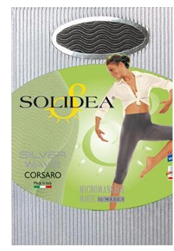Solidea Silver Wave Corsaro Pantaloncino Micromassaggiante Colore Champagne Taglia L