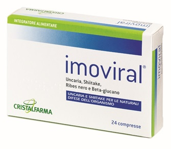 IMOVIRAL 24 COMPRESSE - Speedyfarma.it