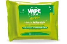 VAPE ANTIPUNTURA SALVIETTA 15 PEZZI - Carafarmacia.it