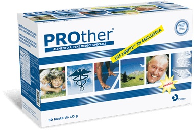 PROTHER 30 BUSTINE 10 G - Farmafamily.it