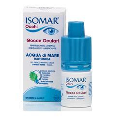 ISOMAR OCCHI MULTIDOSE SOLUZIONE FISIOLOGICA 10 ML - La farmacia digitale