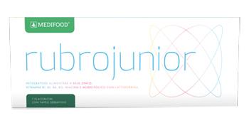 RUBROJUNIOR 7 FLACONCINI - Farmaseller