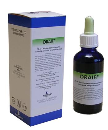 DRAIFF SOLUZIONE IDROALCOLICA 50 ML - Farmaseller