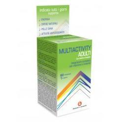 MULTIACTIVITY ADULTI 60 COMPRESSE - Farmacia Puddu Baire S.r.l.