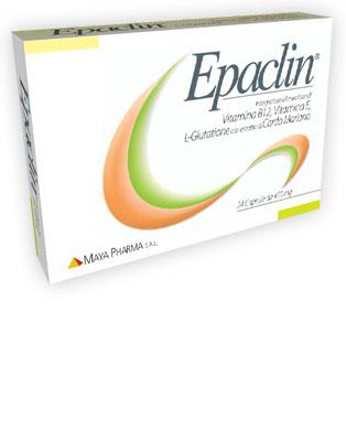 Epaclin Integratore 24 Capsule