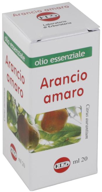 ARANCIO AMARO OLIO ESSENZIALE 20 ML - Farmaseller