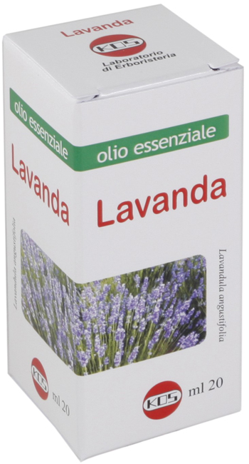 LAVANDA OLIO ESSENZIALE 20 ML - FARMAEMPORIO
