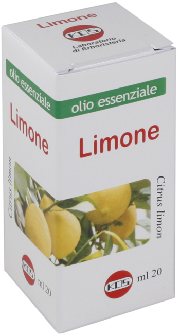 LIMONE OLIO ESSENZIALE 20 ML - Farmaunclick.it