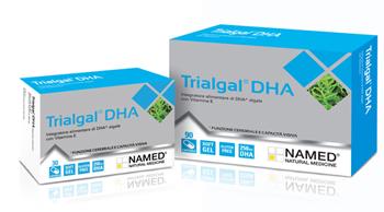 TRIALGAL DHA 30CPS MOLLI - Zfarmacia