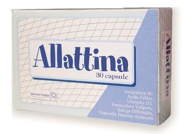 ALLATTINA 30 CAPSULE - Farmacia Giotti