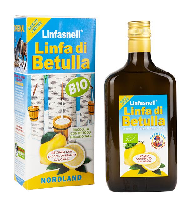 LINFASNELL LINFA BETULLA GUSTO LIMONE 700 ML - Farmaci.me