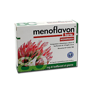 MENOFLAVON FORTE 30 CAPSULE VEGETALI - farmaventura.it