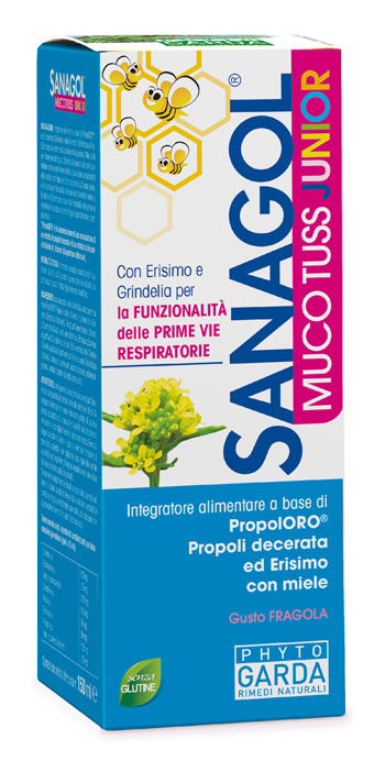 Sanagol Muco Tuss Junior 150ml - Sempredisponibile.it