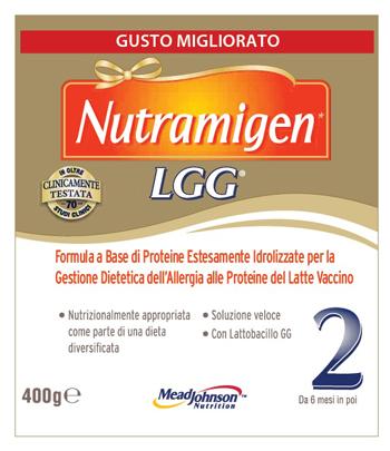 NUTRAMIGEN 2 LGG POLVERE 400 G - FARMAPRIME