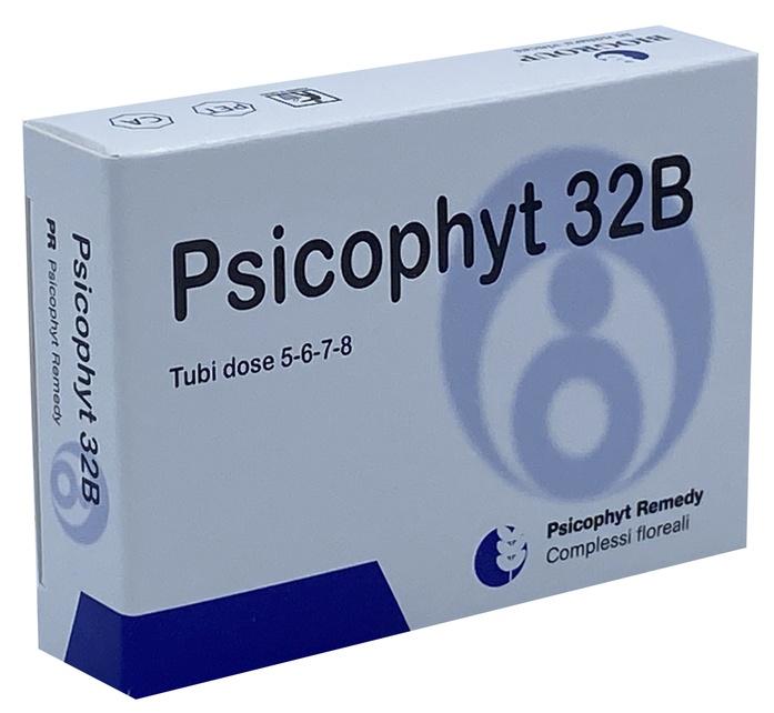 PSICOPHYT REMEDY 32B 4 TUBI 1,2 G - Farmaseller