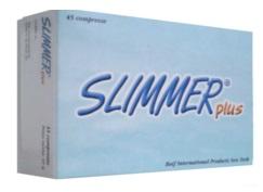 Slimmer Plus Integratore Vegetale 45 Compresse