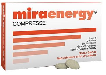 MIRAENERGY 40 COMPRESSE - farmaventura.it