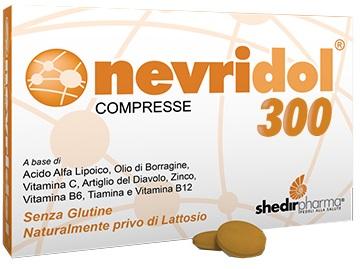 NEVRIDOL 40 COMPRESSE - farmasorriso.com