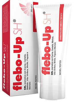 FLEBO-UP SH GEL 200 ML - FARMAEMPORIO