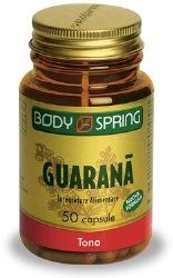 BODY SPRING GUARANA' 50 CAPSULE - FARMAEMPORIO