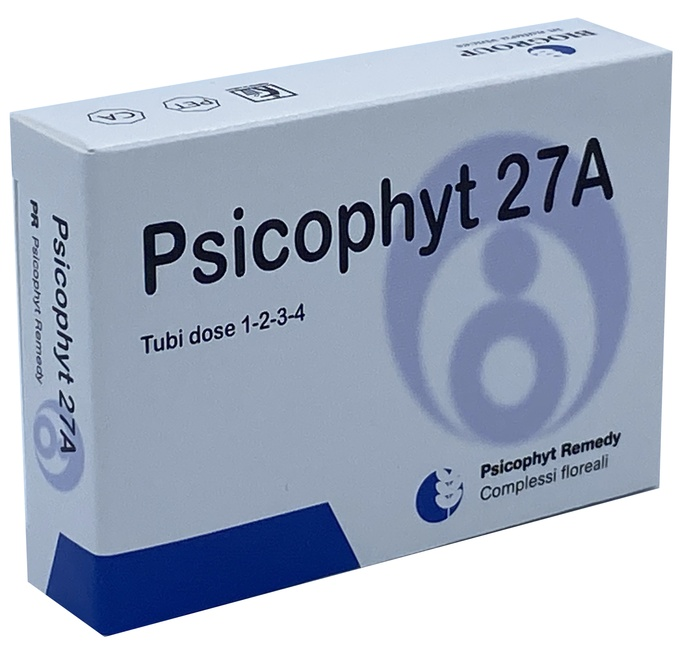 Image of Psicophyt Remedy 27a 4 Tubi 1,2 G