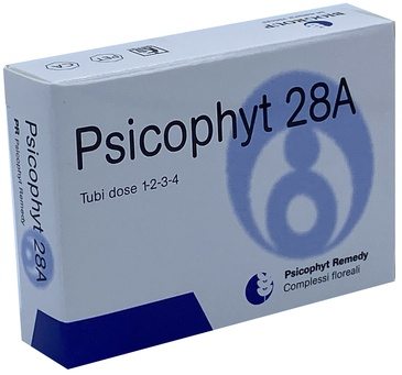 PSICOPHYT REMEDY 28A 4 TUBI 1,2 G - Farmaciacarpediem.it